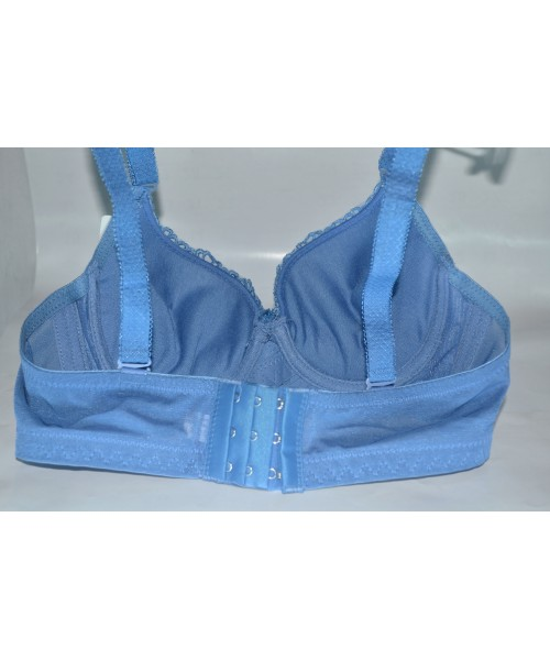 Zoey Embroidered Bra