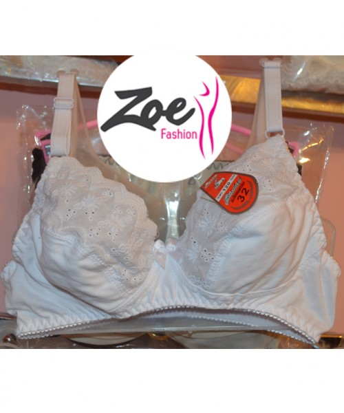 Zoey Fashion Good Quality Popular Tahi Imported  Cotton Casual Bra For Women