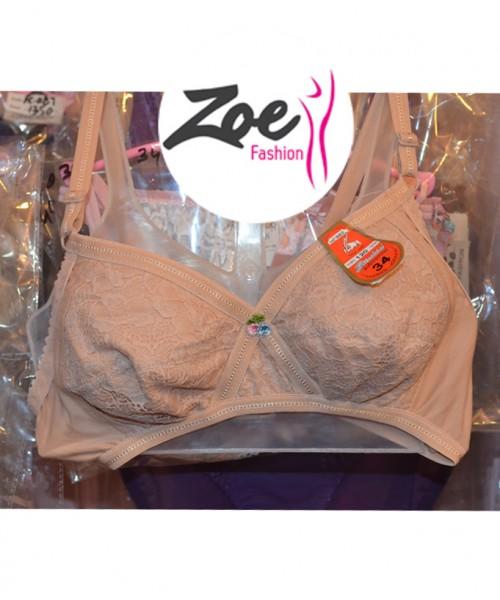 Zoey Latest Fashion Stylish Women Young Girls Cotton Casual Bra