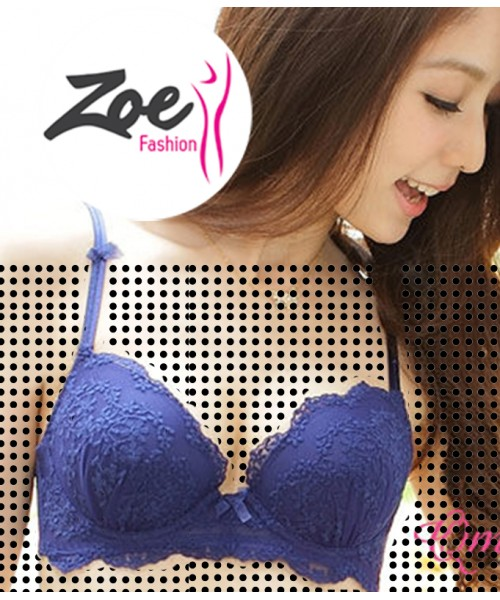 Zoey Womens Lace C Cup Bra Set Push Up Bra Underwear Outfits