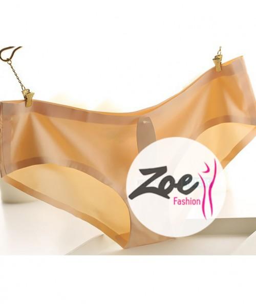 Zoey Hot XL Size Seamless Briefs Everyday Underwear Women VS Panties Traceless lingerie