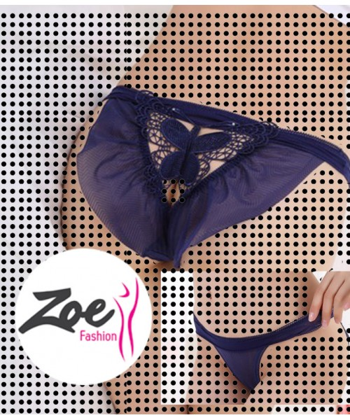 Zoey Latest Style Womens Lace Knickers Panties Breathing Soft Briefs Underwear