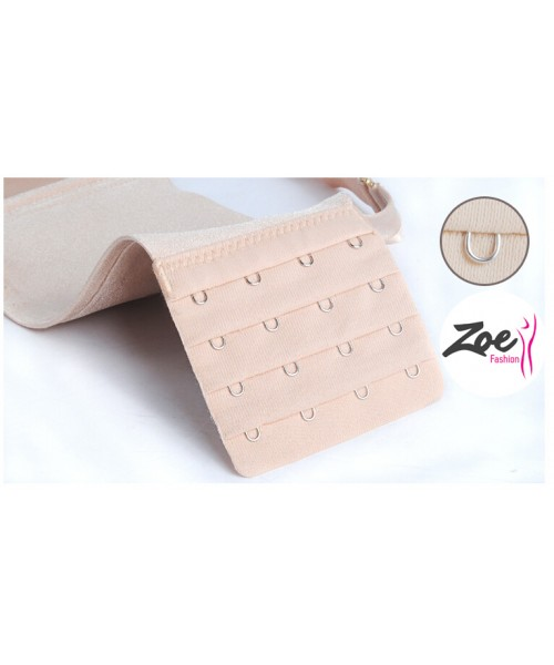 Zoey Seamless Adjustable Bra Ultra light Push Up Wire free Soft Bra