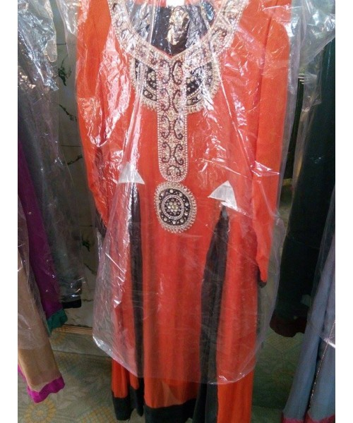 3 Pc Embroidered Suit